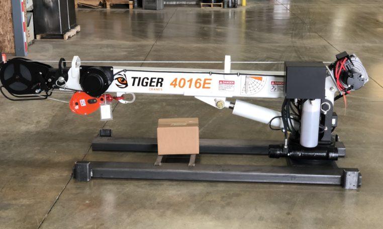 4016E Tiger Crane