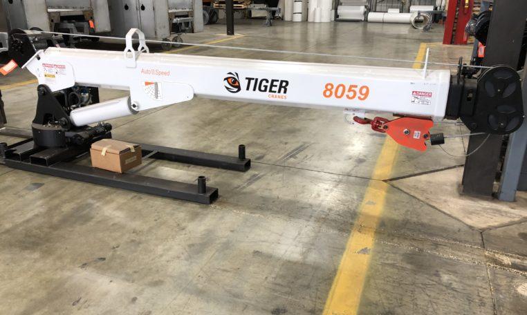 8059 Tiger Crane